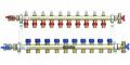 Коллектор Rehau HKV-D, 10 выходов (12081011002)